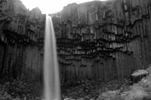 This is one of my favorites of Svartifoss.